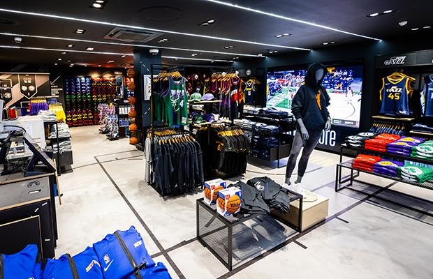 NBA store UK