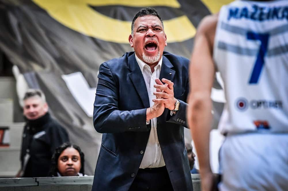 London Lions to face Treviso in Basketball Champions League qualifiers