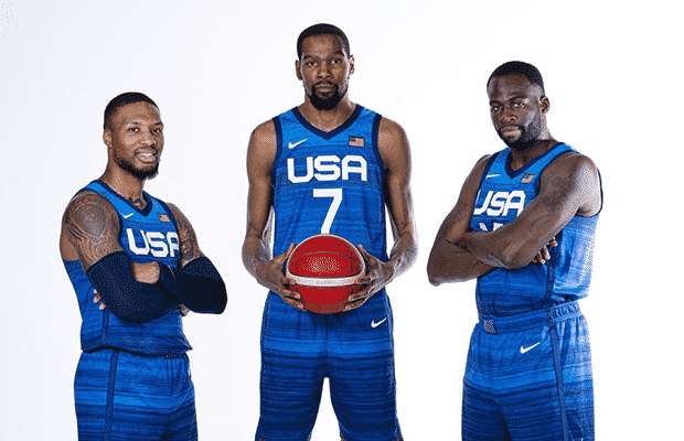 Where to Watch Tokyo 2020 Olympics Basketball UK