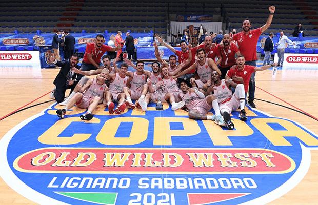 Carl Wheatle Wins Italian Super Coppa