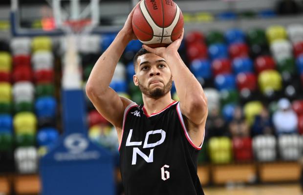 LIVE: London Lions v Kapfenberg Bulls – FIBA Europe Cup (8pm)