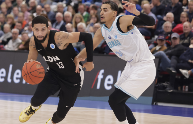 London Lions become first British side to win in FIBA Europe Cup