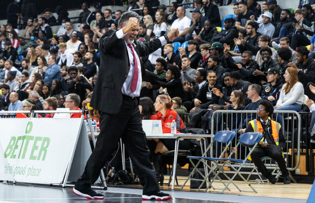 Macaulay praises Lions defence as they stay unbeaten in FIBA Europe Cup